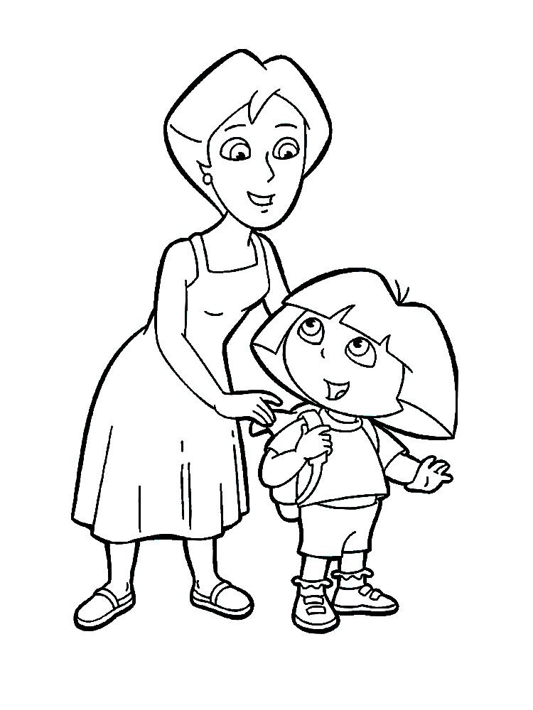 Чернобелые картинки для детей для раскрашивания 2