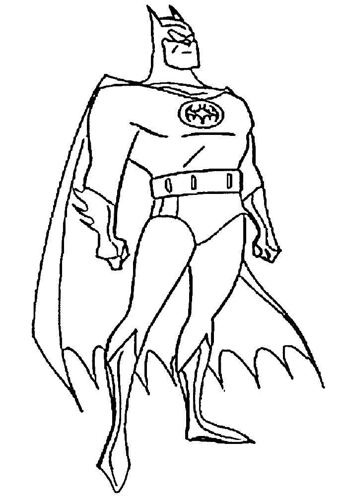 Распечатать раскраски супер герои на