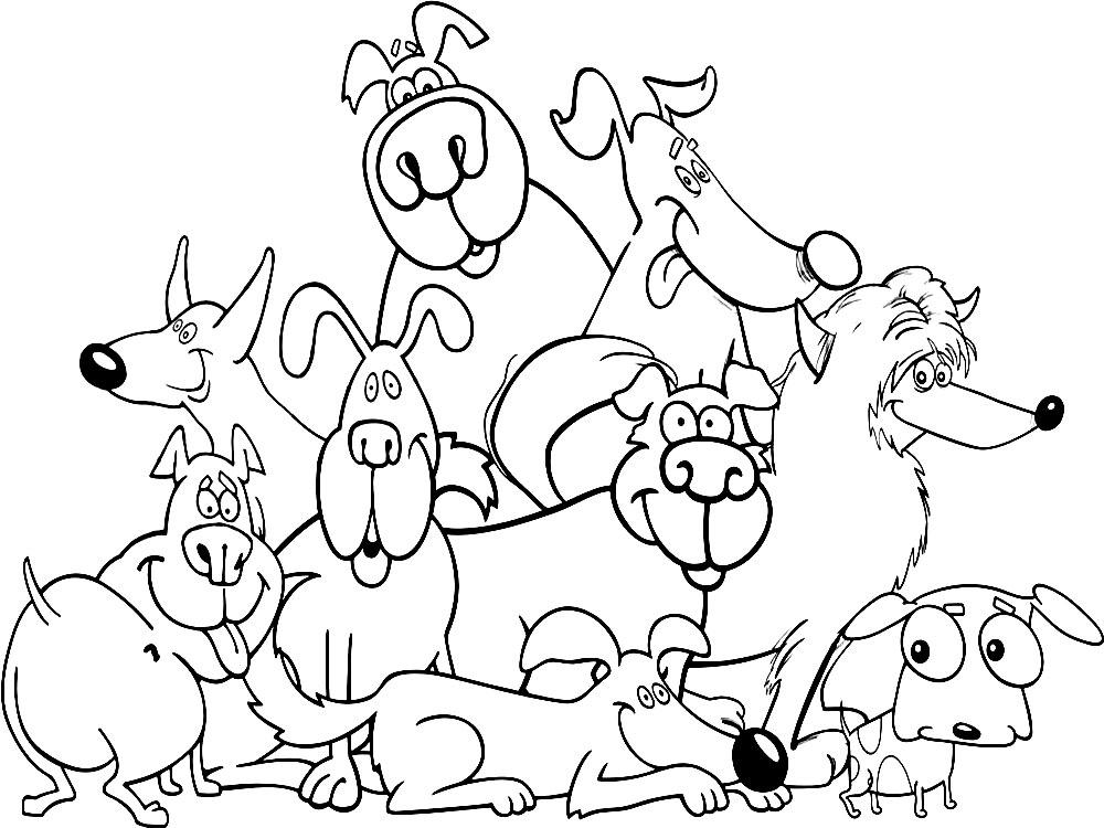 Качайте или печатайте прямо на сайте детские раскраски с ...