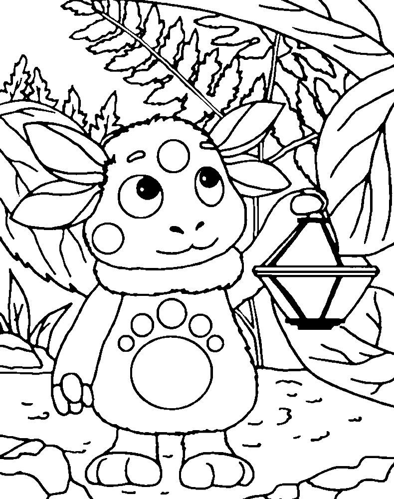 Рисунки ферма детские