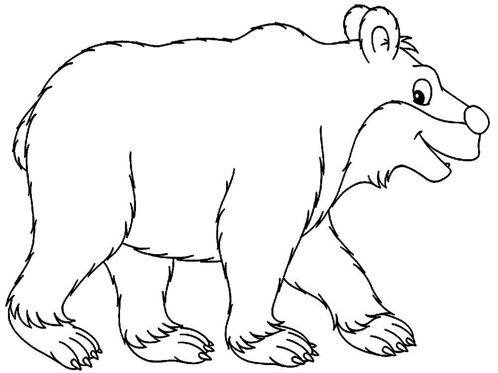 Раскраски печатать про животных