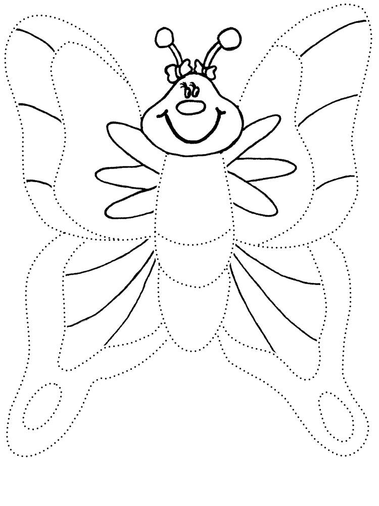 Рисунки для раскраски феи