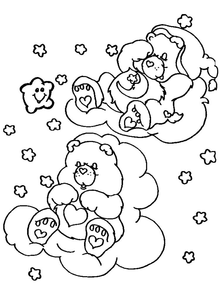 мишки рисунки чёрно белые