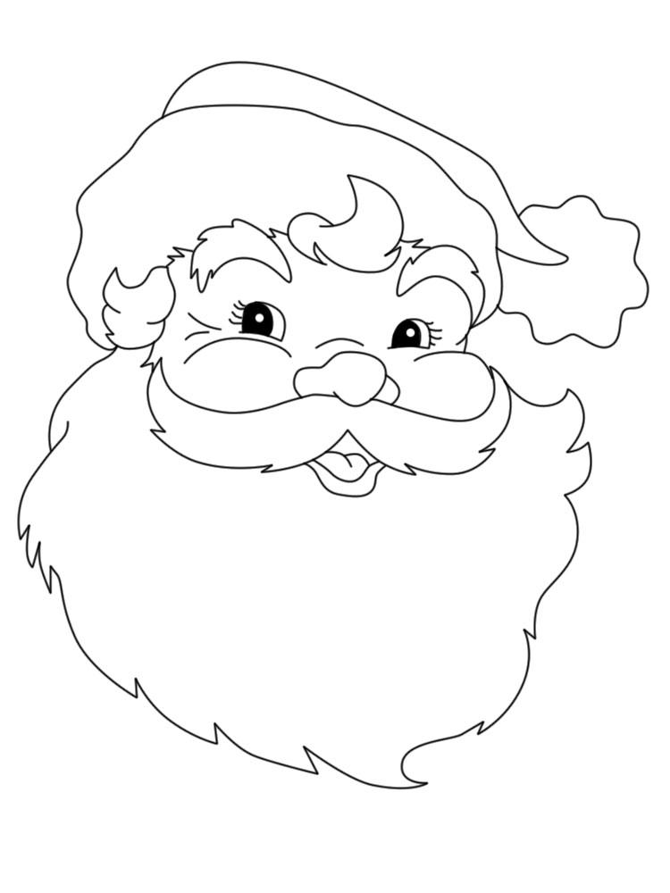 Картинки Рождество раскрашиваем онлайн или печатаем на ...