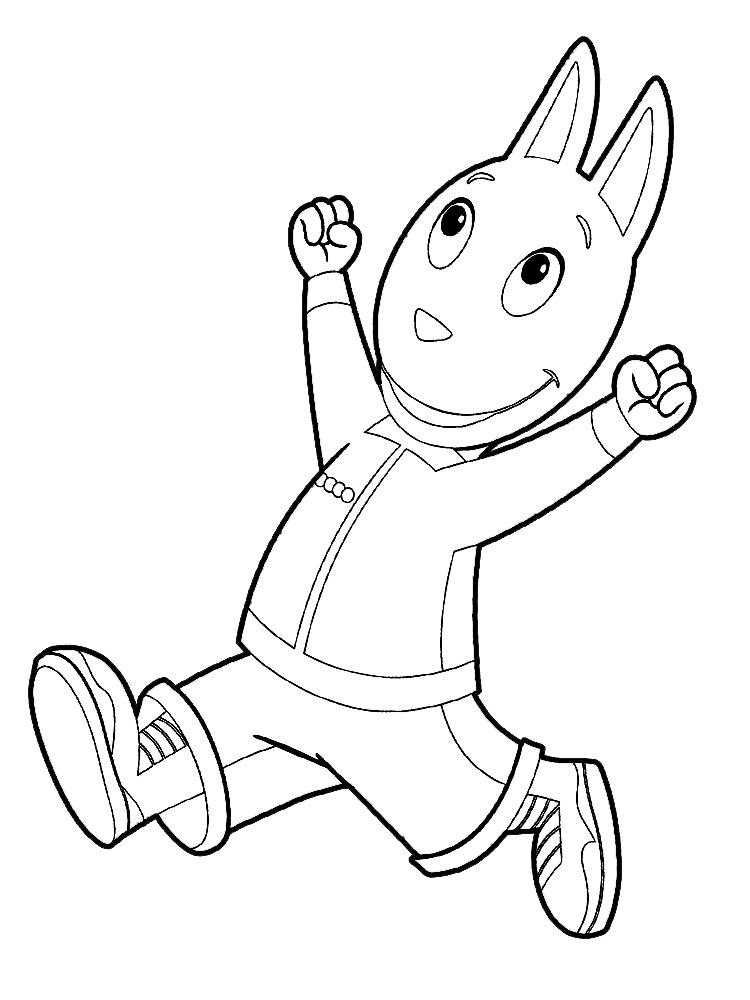 Онлайн раскраски с Фантазерами для мальчиков и девочек